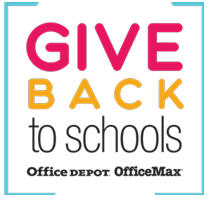 Give Back to Schools